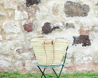 French Market Basket 'Lavender'