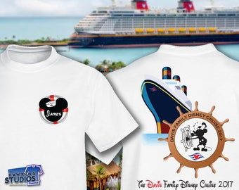 Disney Family Cruise Vacation Tee/Disney Family Shirt/Disney Vacation/Matching T shirts/Disney Group Shirt/Disney Cruise shirts/couples tee
