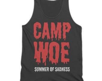 Camp Woe Summer of Sadness Tank Top