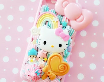 SALE! Ready To Ship Hello Kitty Decoden IPhone 6 Case