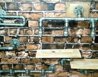 Steampunk bathroom | Etsy