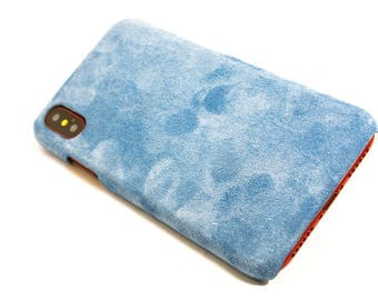 iPhone X/7/8/ 7/8 Plus Leather Phone Case