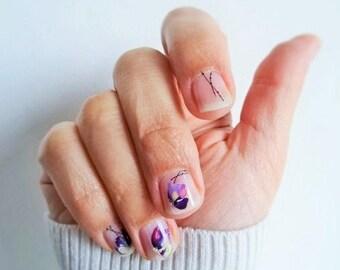 Nail art etsy prinsesfo Images