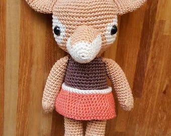 Crochet Gazelle Graziella