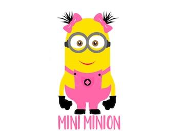 Minion Boy or Girl Despicable Me Mini Minion