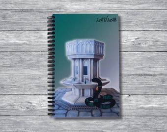 Harry Potter Weekly Planner (Slytherin Cover)
