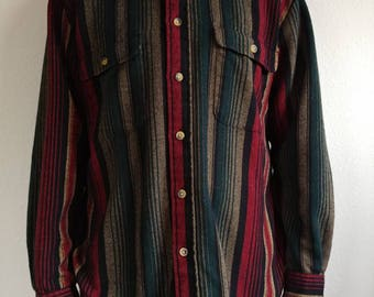 Vintage Papa Rasta Dress Shirt