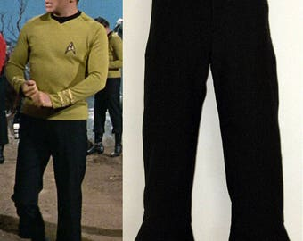Star Trek TOS Kirk Trousers Pants