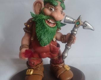 World of warcraft Gnome (miner/jc)