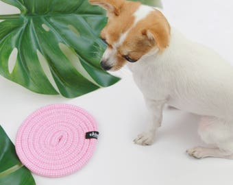 FRiSBEE dog GAME for dogs-dog's toy pet dog disc