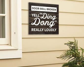 Painted wooden sign, porch sign, exterior wall art porch decor, front door, outdoor sign, outdoor decor, funny quote sign, exterior wall art
