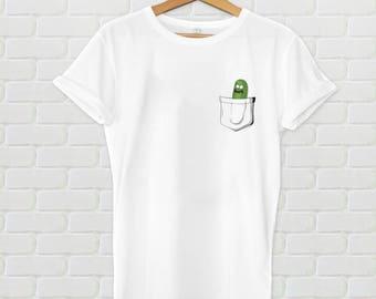 Pickle Rick tshirt - Pickle Rick shirt, Rick and Morty, Rick Sanchez shirt, Rick Sanchez, Rick & Morty, Rick, men's tshirt, women's tshirt