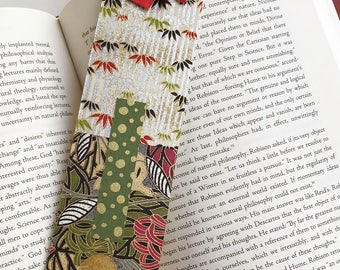 Red Butterfly Bookmark