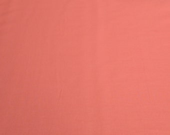 Cotton Coture-Coral Cotton Fabric from Michael Miller Fabrics