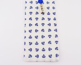 Medicine bag / diamonds are the girls best friend
