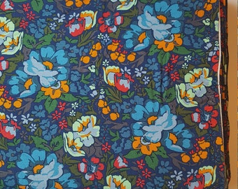 Overachiever in Mystery Floral Fabric Yardage by Anna Marie Horner Floral Retrospective