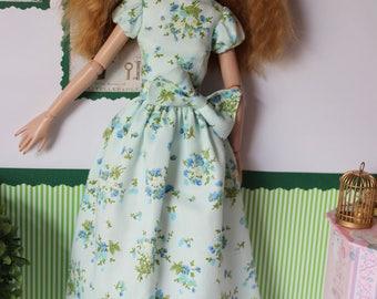Summer dress for Deja vu Tonner 1/4