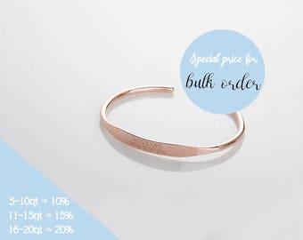 Custom Gold Coordinates Bracelets, Location GPS Coordinates, Personalized Latitude Longitude Jewelry, Mothers Day Gifts, Wedding Gift
