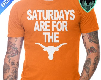 Official Saturdays are for the Hookem Shirt, Texas Football Shirt, Longhorns Shirt, Texas Longhorns, Longhorns Football, Longhorns Gift