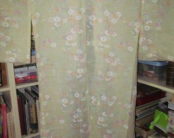 Kimono robe 1950's