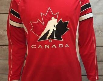Rare Team Canada Hockey Jersey