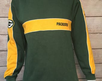 NFL Football Greenbay Packers Puma Sweatshirt