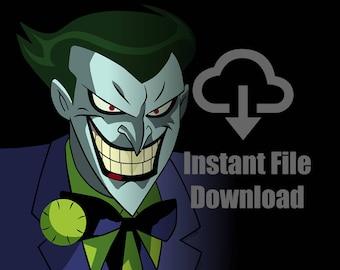 The Joker - Original Art - Digital Download