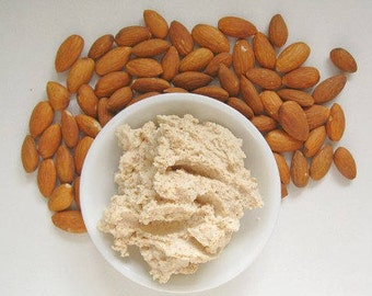 Almond Cheese- Vegan, Sugar Free, Gluten Free, Paleo, Clean Eating