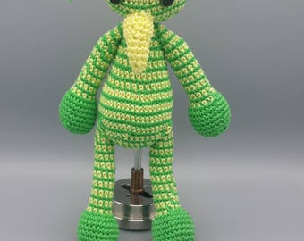Amigurumi Monster - MOXY
