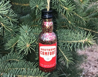 Southern Comfort Christmas ornament