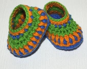Crochet Pattern- Infant Shoes/ Crochet Pattern Newborn Shoes/ Booties Crochet Pattern/ Crochet Pattern- Booties/ Crochet Pattern for Booties