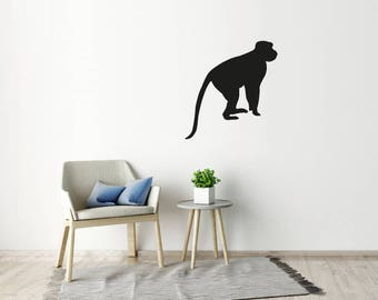 Monkey Wall Sticker Part 78