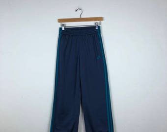 90s ADIDAS Track Pants Size Small, Sporty Track Pants, ADIDAS Pants, Women's Track Pant