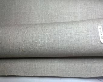 COUPON linen natural 150 X 110 cm 240 g/m2