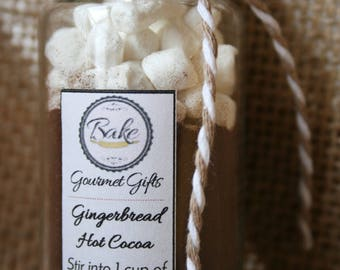Gingerbread Hot Cocoa Mix