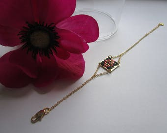 """Lucky Cocobat"" bracelet"