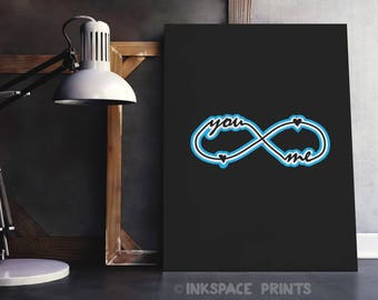 You & me Till infinity // love // couple
