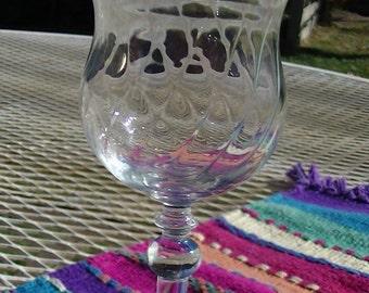Vintage Avon Sherry Glass