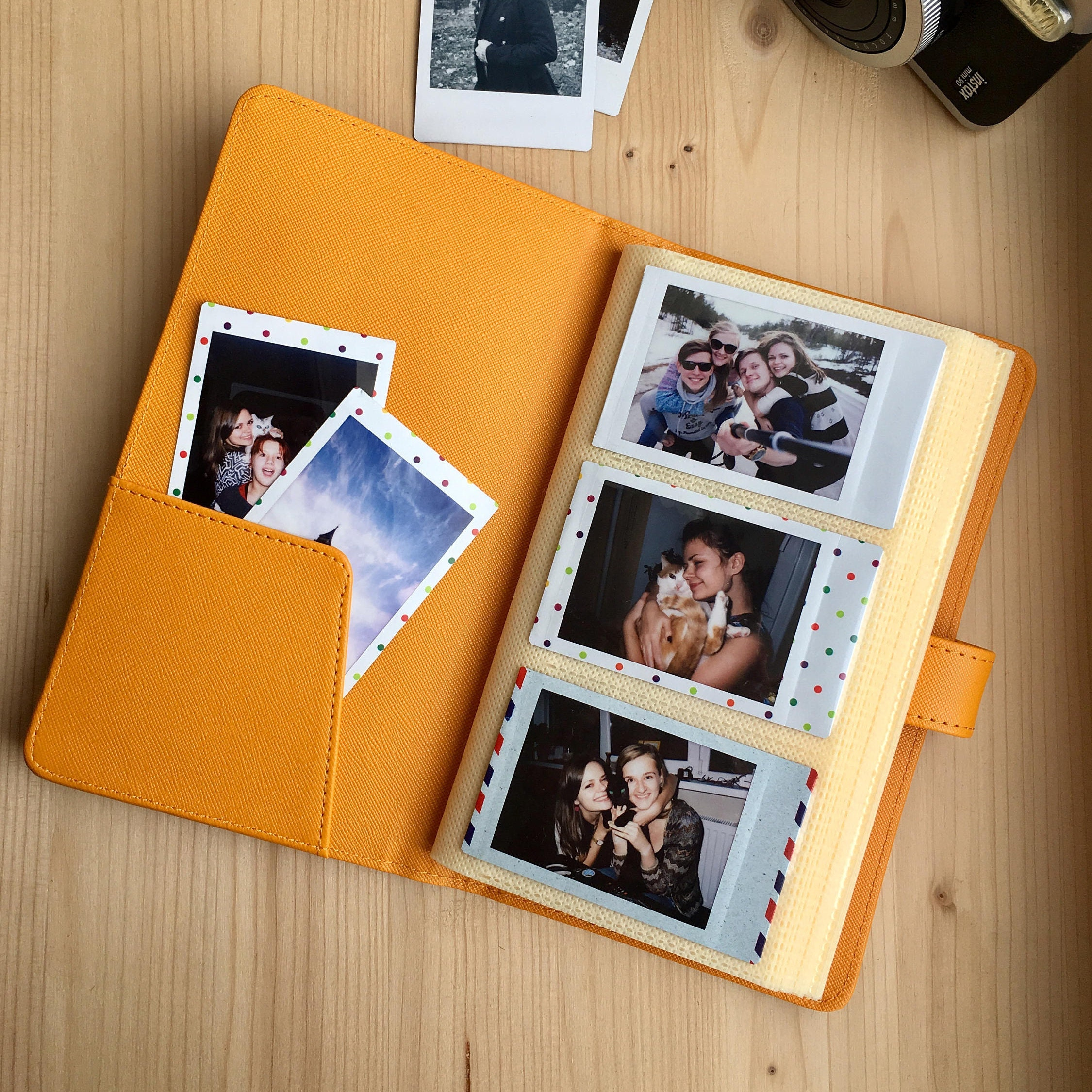 instax photo album instax mini album for 120 photos. Black Bedroom Furniture Sets. Home Design Ideas