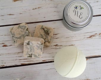 Thank You Gifts-Bridesmaid Favors-Wedding Favors-Party Gifts-Pampering Party-All Natural - Spa like - Bath Bomb-Bath Salt