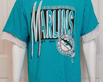 Vintage 1993 Florida Marlins Tee Shirt
