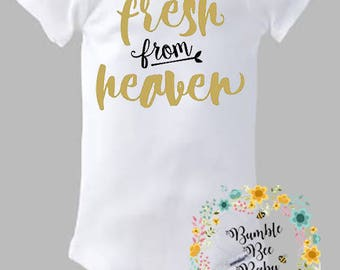 Fresh From Heaven!  Perfect for the Preemie or Newborn!!  :-)