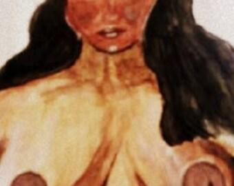Zafrina: The Native Girl