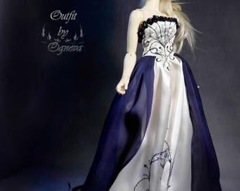 Minifee clothes msd bjd 1/4 bjd msd clothes iplehouse jid msd doll clothes msd clothing