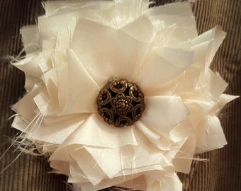 Flower Brooch, Pin, Embellishment, Wedding, Accessory, Jewelry
