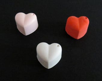 15 Chalk for Hearts, wedding, baptism, wedding Favors
