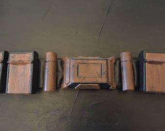 Rubies custom BVS utility belt