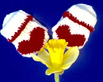 Baby Socks Heart Socks