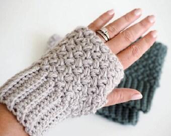 Fingerless Gloves Wrist Warmers