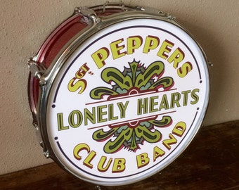 Sgt. Pepper's Decorative Drum